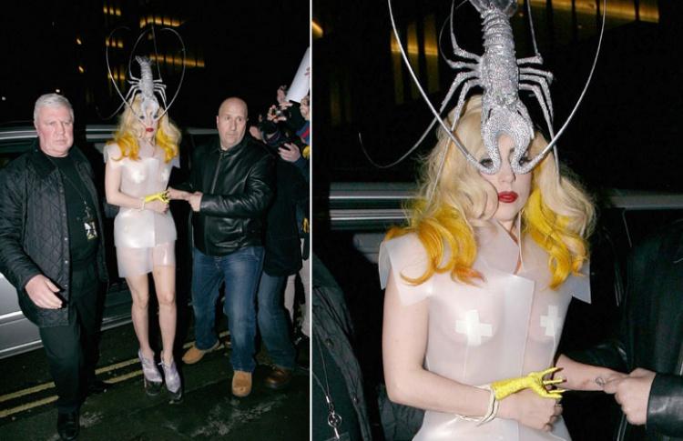 Леди Гага: 50образов, которые потрясли мир Фото №359124