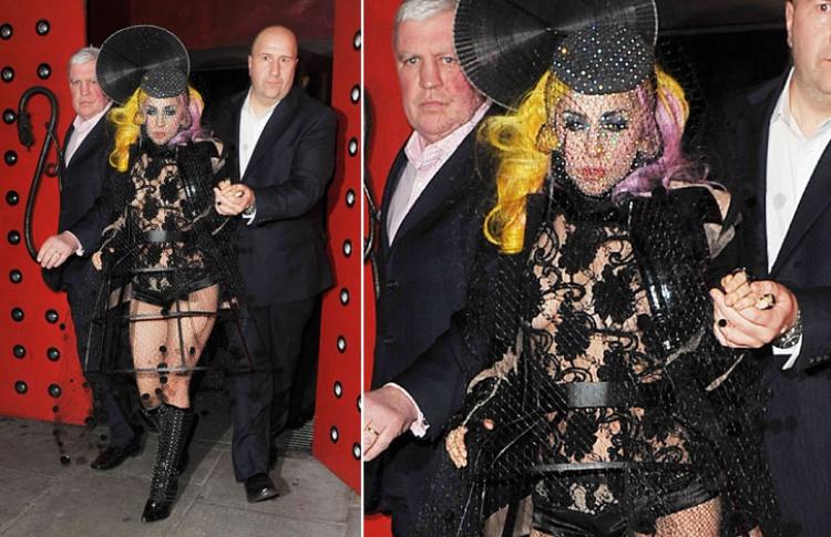 Леди Гага: 50образов, которые потрясли мир Фото №359127
