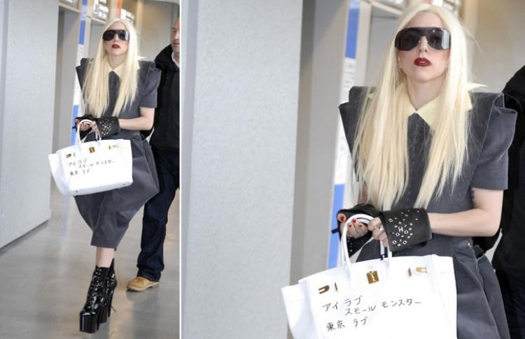 Леди Гага: 50образов, которые потрясли мир Фото №359128