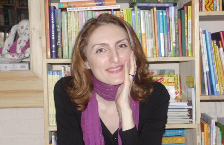 Зимние посиделки с Наринэ Абгарян