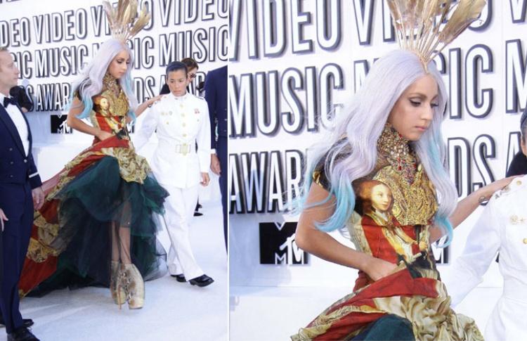 Леди Гага: 50образов, которые потрясли мир Фото №359131