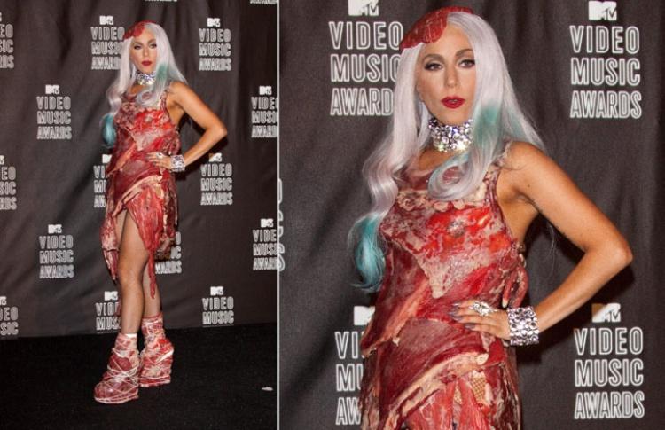 Леди Гага: 50образов, которые потрясли мир Фото №359132