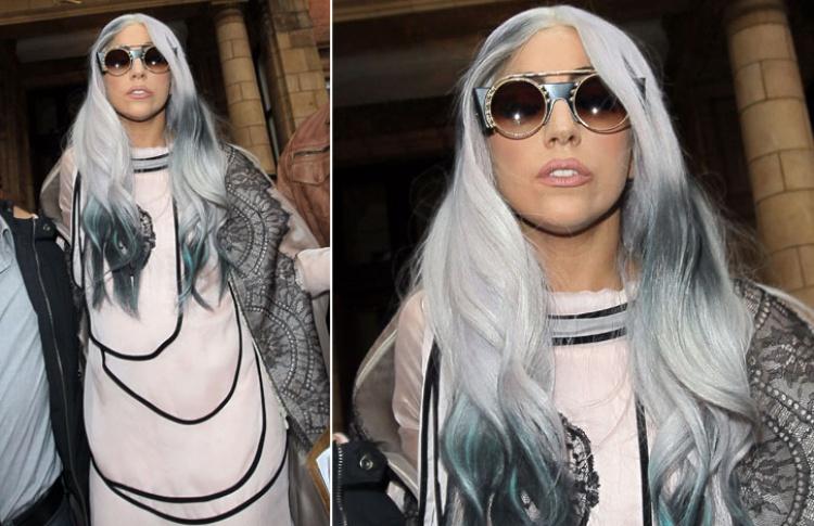 Леди Гага: 50образов, которые потрясли мир Фото №359133