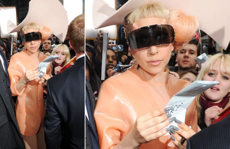 Леди Гага: 50образов, которые потрясли мир Фото №359134