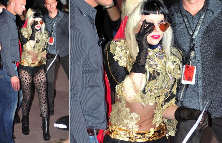 Леди Гага: 50образов, которые потрясли мир Фото №359137