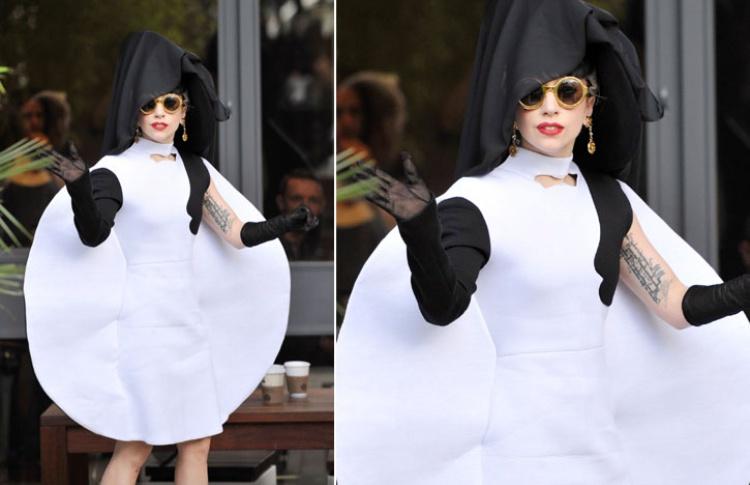 Леди Гага: 50образов, которые потрясли мир Фото №359138