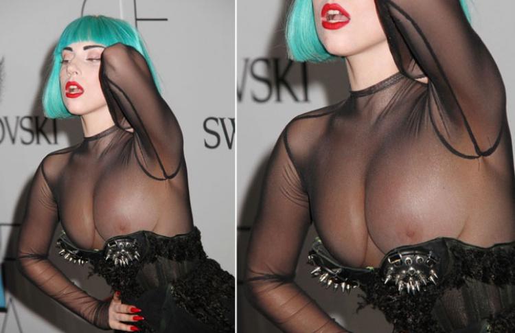 Леди Гага: 50образов, которые потрясли мир Фото №359139