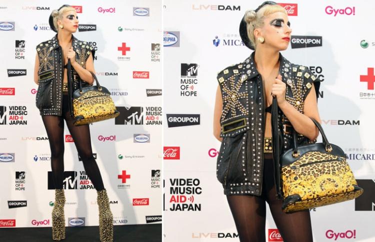 Леди Гага: 50образов, которые потрясли мир Фото №359140