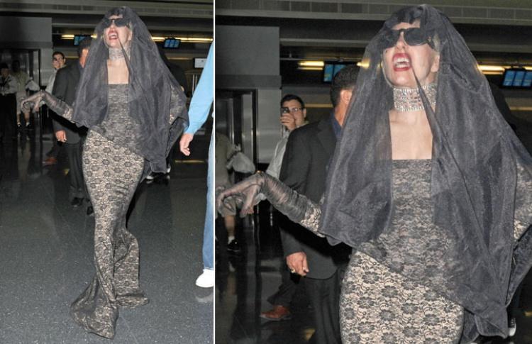 Леди Гага: 50образов, которые потрясли мир Фото №359141