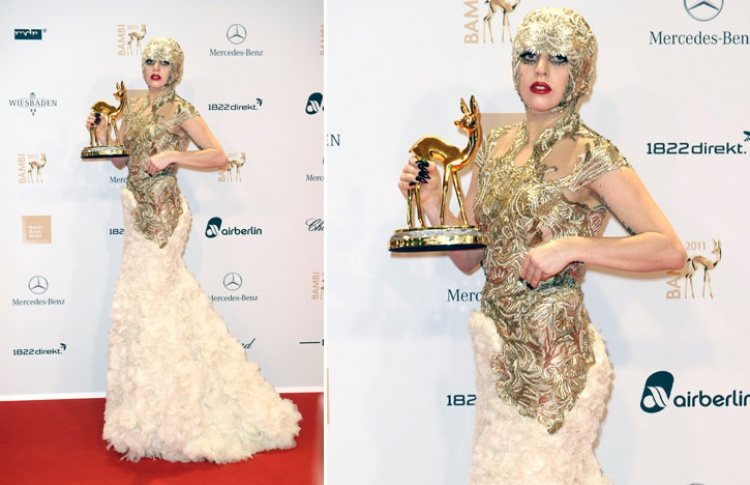 Леди Гага: 50образов, которые потрясли мир Фото №359147