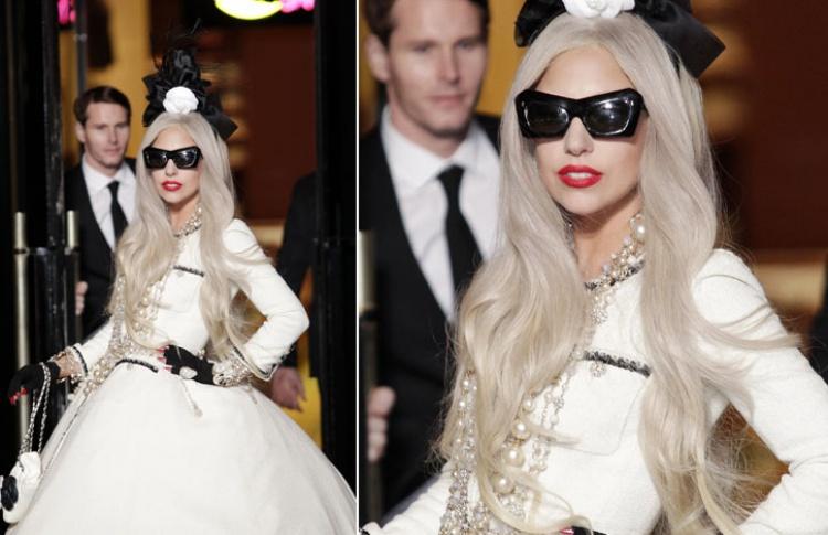 Леди Гага: 50образов, которые потрясли мир Фото №359148