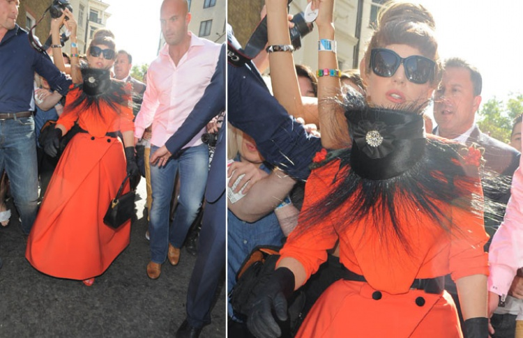 Леди Гага: 50образов, которые потрясли мир Фото №359151