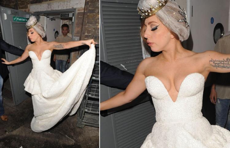 Леди Гага: 50образов, которые потрясли мир Фото №359152