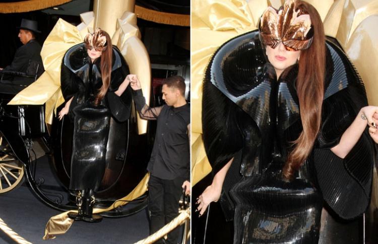 Леди Гага: 50образов, которые потрясли мир Фото №359153