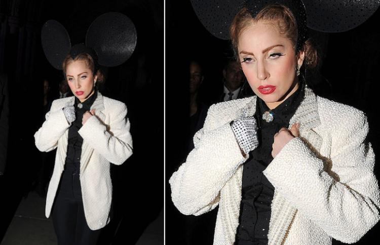 Леди Гага: 50образов, которые потрясли мир Фото №359155