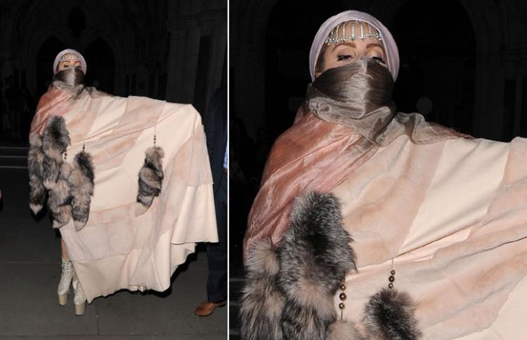 Леди Гага: 50образов, которые потрясли мир Фото №359156
