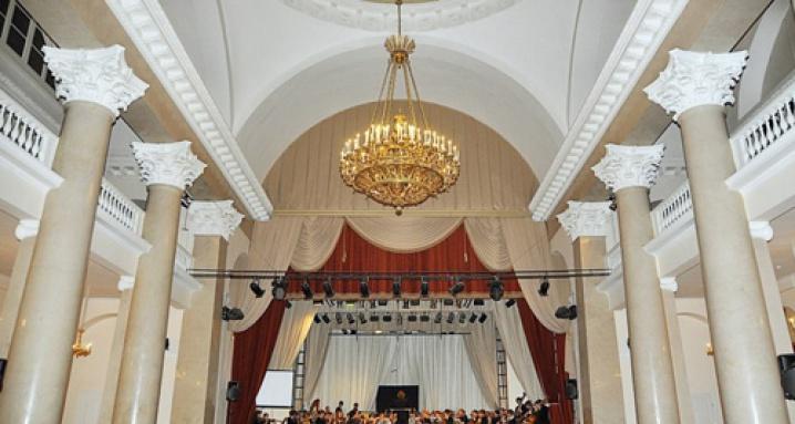 Колонный зал РГПУ им. А. И. Герцена