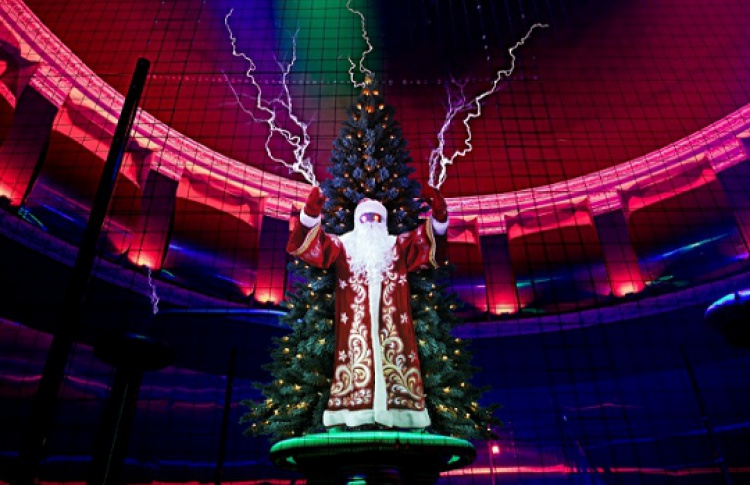 Электрический Новый год