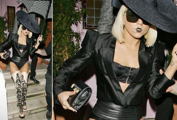 Леди Гага: 40луков, которые потрясли мир - Фото №1