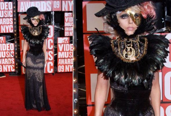 Леди Гага: 40луков, которые потрясли мир - Фото №4