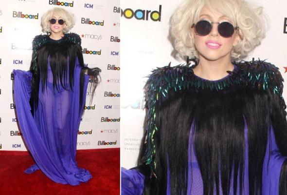 Леди Гага: 40луков, которые потрясли мир - Фото №5