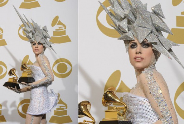 Леди Гага: 40луков, которые потрясли мир - Фото №9