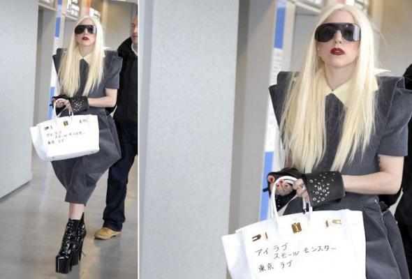 Леди Гага: 40луков, которые потрясли мир - Фото №15