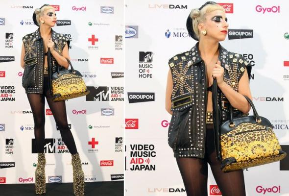 Леди Гага: 40луков, которые потрясли мир - Фото №25