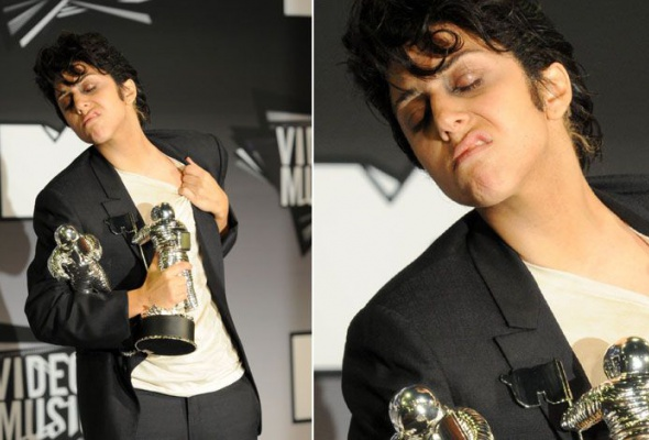 Леди Гага: 40луков, которые потрясли мир - Фото №28