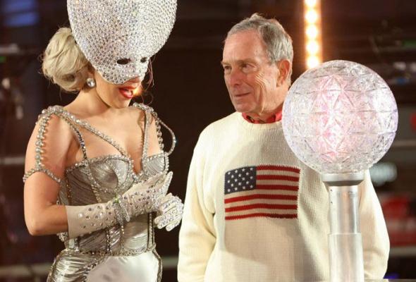 Леди Гага: 40луков, которые потрясли мир - Фото №33