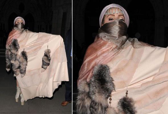 Леди Гага: 40луков, которые потрясли мир - Фото №39