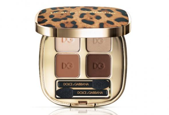 D&Gпосвятил коллекцию макияжа леопарду - Фото №1