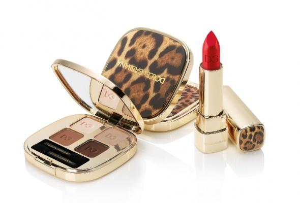 D&Gпосвятил коллекцию макияжа леопарду - Фото №2