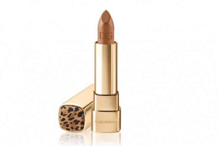 D&Gпосвятил коллекцию макияжа леопарду