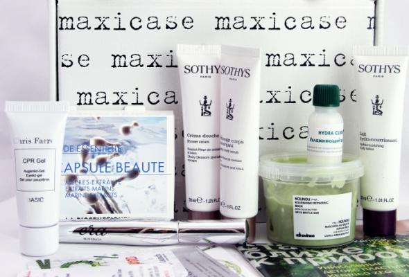 Всалонах появились новые подарочные наборы сминиатюрами MaxiCase - Фото №0