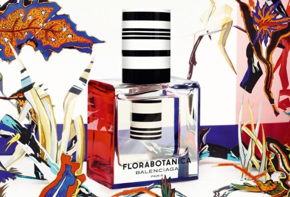 УBalenciaga появился новый женский аромат— Florabotanica - Фото №0