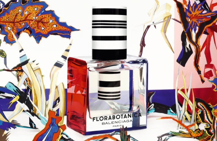 УBalenciaga появился новый женский аромат— Florabotanica