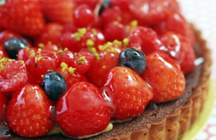 Конкурс «Мой десерт» вSwissam
