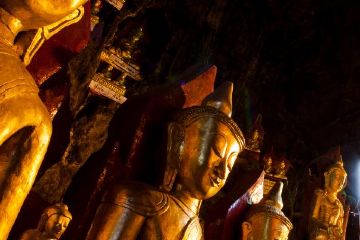 Мьянма: все золото Бирмы