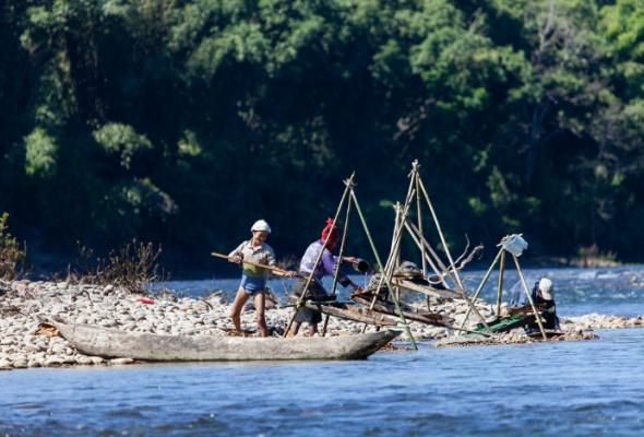 Мьянма: все золото Бирмы - Фото №4