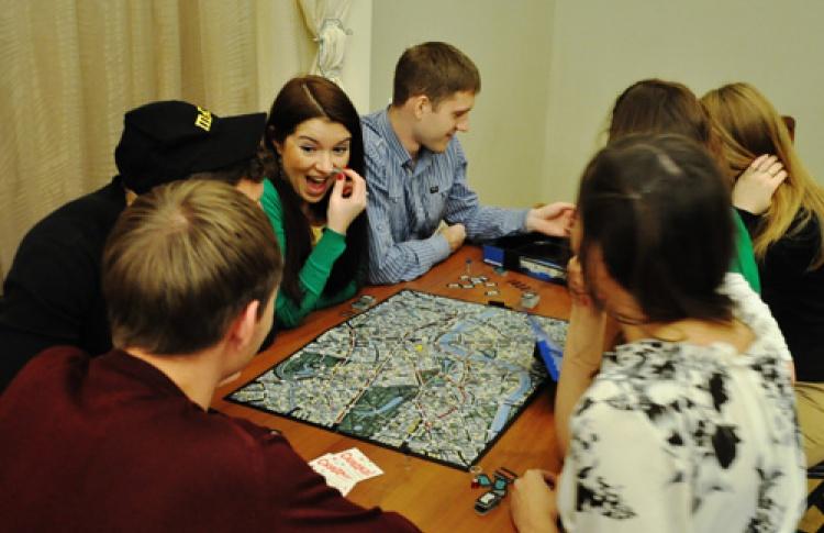 Игротека от Мосигры