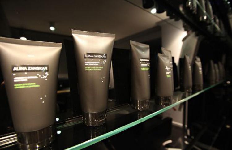 В закрытом шоу-руме Alina Zanskar заработает beauty-базар для всех