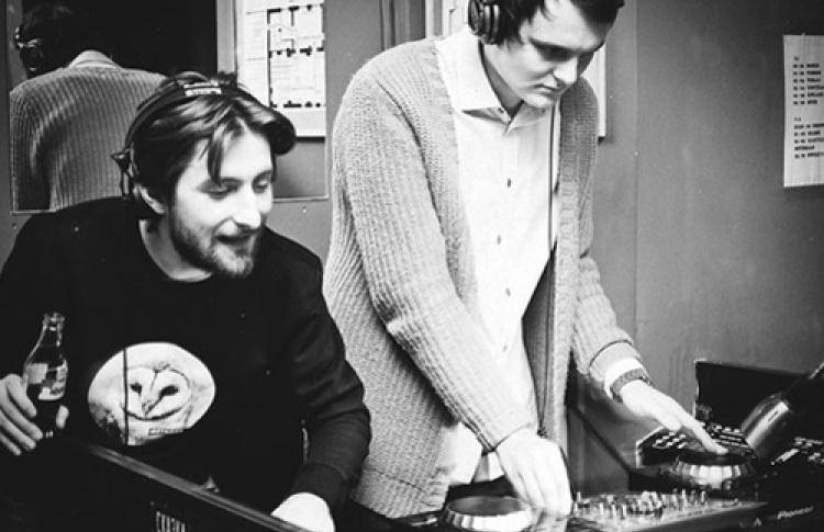 Bass Cafe: Костя Easyclitus и Антон Mothman