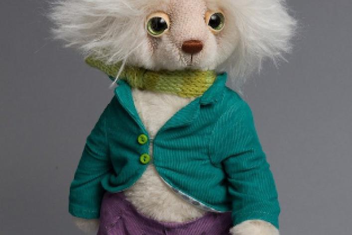 XV Международная выставка художественных кукол и мишек Тедди