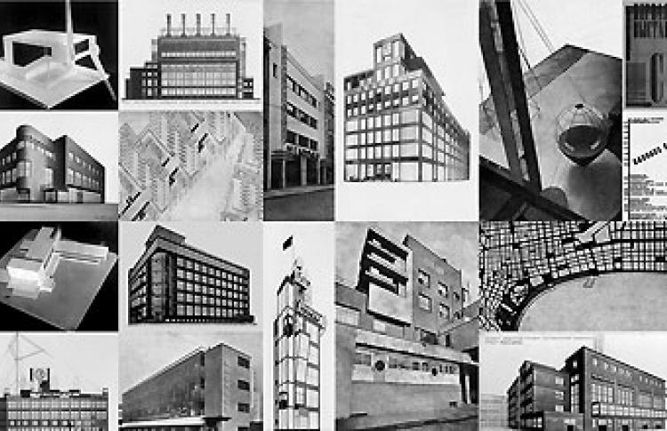 Первая выставка СА 1927 года. Ретроспектива