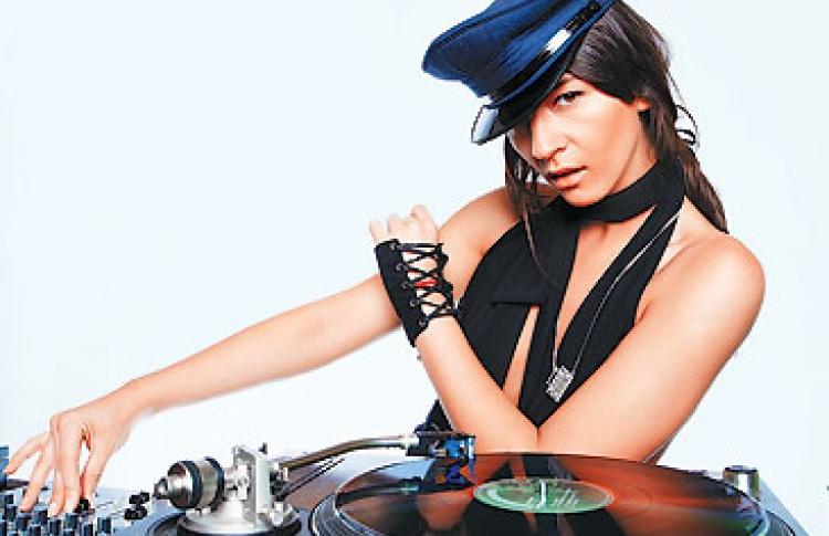 DJ Даша Пушкина