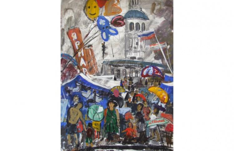 Exhibition 0/2. Holiday Art Market