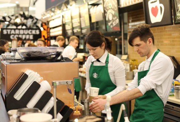 Starbucks - Фото №2