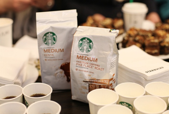 Starbucks - Фото №3