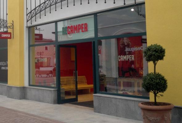 ВOutlet Village можно купить обувь Camper сбольшой скидкой - Фото №0